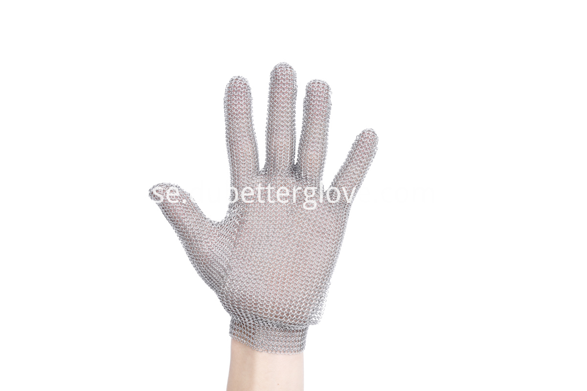 Dubetter wrist length mesh gloves